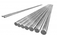 Induction Harden Hard Chrome Plated Steel Bar